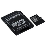 Pam�ov� karta KINGSTON micro SDHC 16GB Class 10 +