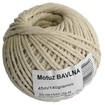 Mot�z Cotton 045 m/140 g, bavlna, BallPack